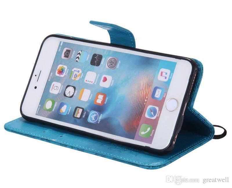 Mandala flor em relevo virar carteira de couro tampa do telefone case para iphone xs max xr x 8 7 6 6 s plus samsung s8 s9 s10 mais lite nota 8 9