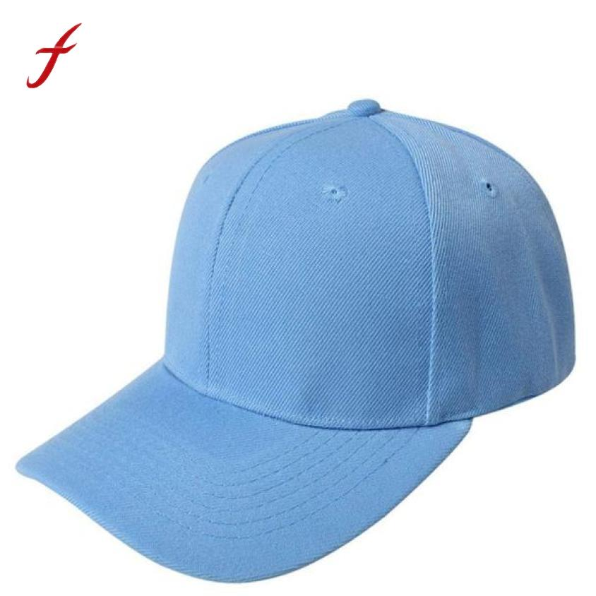 2018 Fashion Comfortable Stretch Fabric Casual Men And Women Baseball Cap Blank  Hat Solid Color Canvas Adjustable Hat Hot Sale Richardson Caps Customized  ... be2736171f83