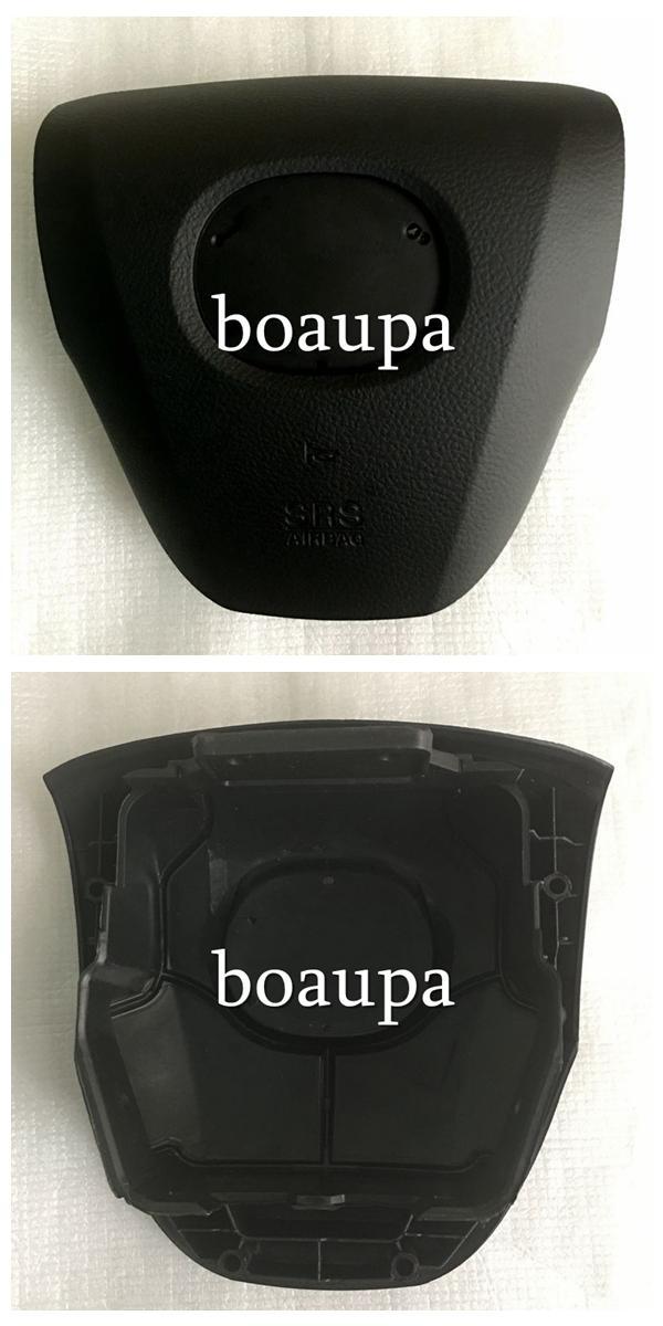 Cubierta del nuevo airbag para el automóvil Mazda 3 2010 Airbag cubierta del volante del conductor SRS Airbag cubierta