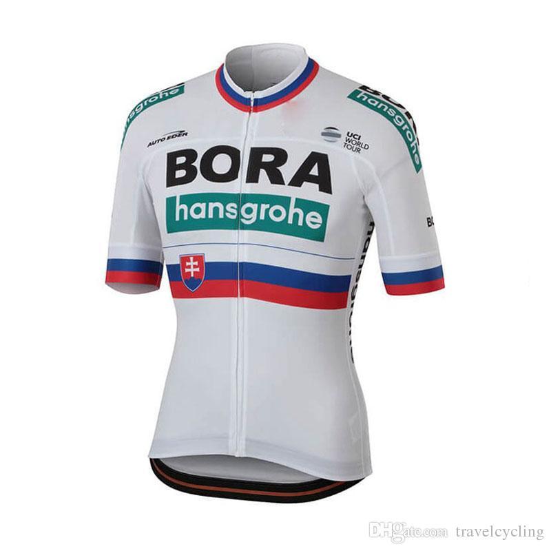 a9a0fef5c Satın Al 2018 Yaz BORA Bisiklet Jersey Kısa Kollu Bisiklet Gömlek Bisiklet  Giysileri Yarış Bisiklet Giyim Açık Spor Giyim Ropa Ciclismo 111205Y