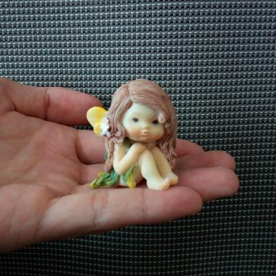 2019 Silicone Mold Soap Molds Little Fairy Cute Baby