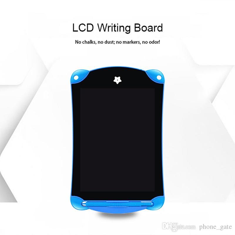 8.5 Inç LCD Yazma Tablet Dijital Taşınabilir Çizim Tablet El Yazısı Pedleri Elektronik Tablet Yetişkinler için Yazma Kurulu Çocuk Çocuk Öğrenci