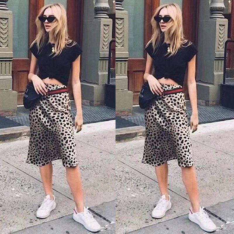 273a8ba1ecbe Women Leopard Skirt Casual Summer Beach Wrap Party Wear Skirts Summer  Fashion Women Clothes Online with $29.3/Piece on Liasheng08's Store |  DHgate.com