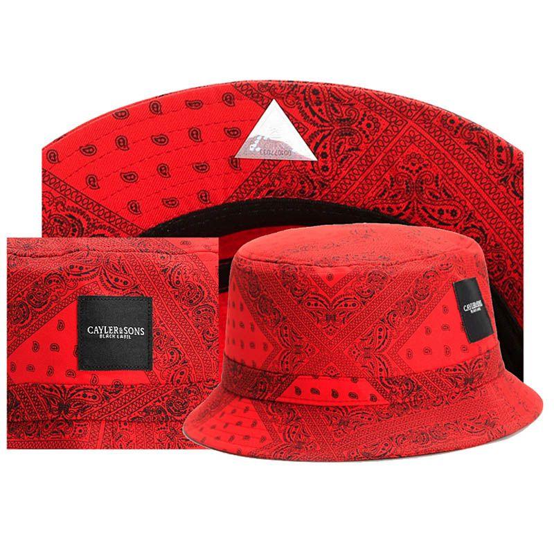 8eb3ab9eb5f 2019 Men Women Snapback Bucket Hats 2018 New Fashion Designer Dad Hats  Black Beach Mens Hat Baseball Cap Brand Sun Protection Hat Red From Is acc