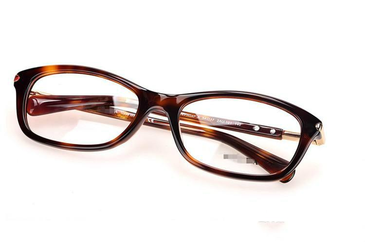 Brand 04p Eleglant Female Small Frame Glasses A+Imported Pure Plank ...