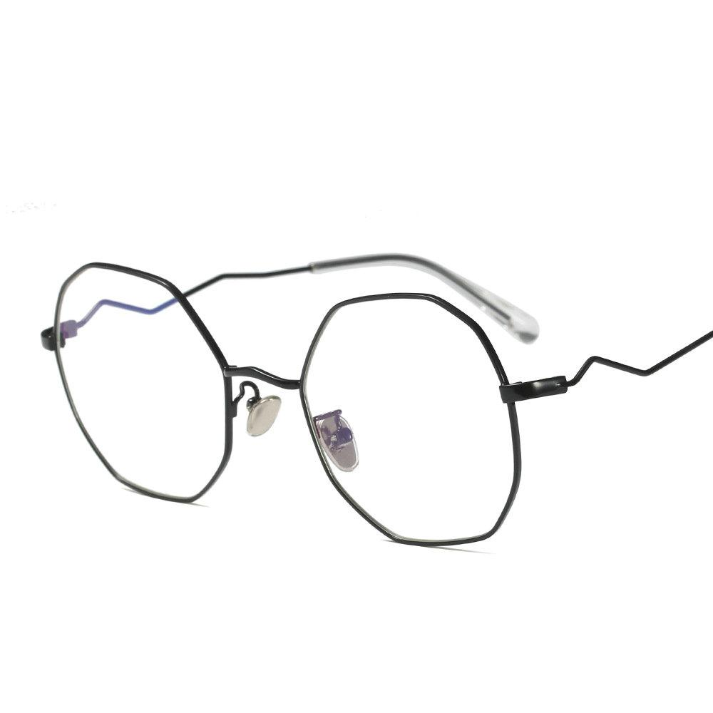 657a404f13 2019 Temples For Glasses Round Glasses Eyeglasses Women Transparent ...