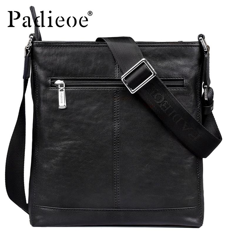 57d5d0bb604d Padieoe Genuine Leather Shoulder Bag For Men High Quality Student Satchel Bag  Fashion Men S Crossbody Messenger For Ipad Clutch Bags Hobo Bags From ...