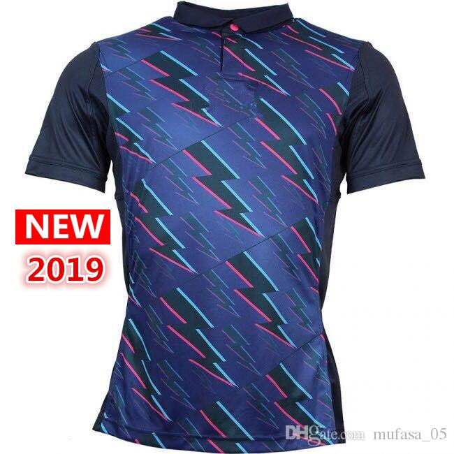 sports shoes b81e0 5053c 2018 2019 new France Home Jersey shirt France national team rugby jerseys  League jersey Casual clothes shirts s-3xl