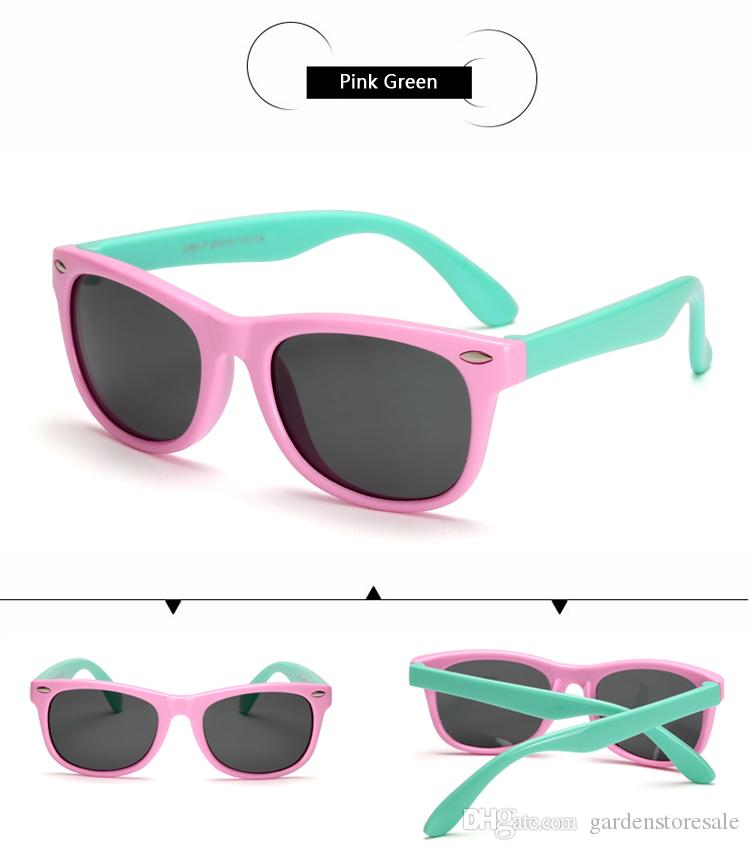 14267503d1 Flexible Baby Sunglasses Flexible Baby Sunglasses Source · Flexible Kids Sunglasses  Polarized Child Baby Safety Coating Sun
