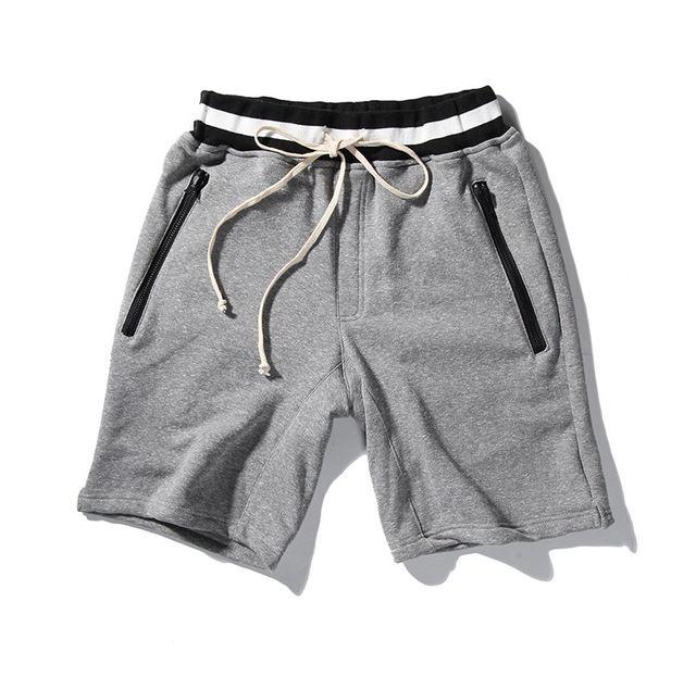 abd3096f51 2019 Brand Designer Men Casual Cotton Shorts Hiphop Streetwear Justin  Bieber Clothing Men Shorts RIRI ZIPPER From Dongguan_wholesale, $31.07 |  DHgate.Com
