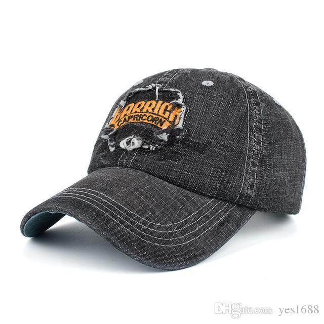 2018 Real Ball Cap Black Yellow New Arrival High Quality Demins Napback Baseball  Cap 1985 Soul Barrick Embroidery Hat For Men Women Boy Girl Hats And Caps  ... 4d487df978ec
