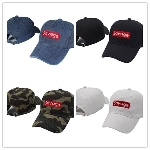 2018 New Design Savage Box Logo Dad Hat Kanye West LIT Palace Hat Drake Ovo  Embroidered Baseball Cap Curved Bill Casquette Brixton Hats Trucker Cap  From ... 15177d80bb1