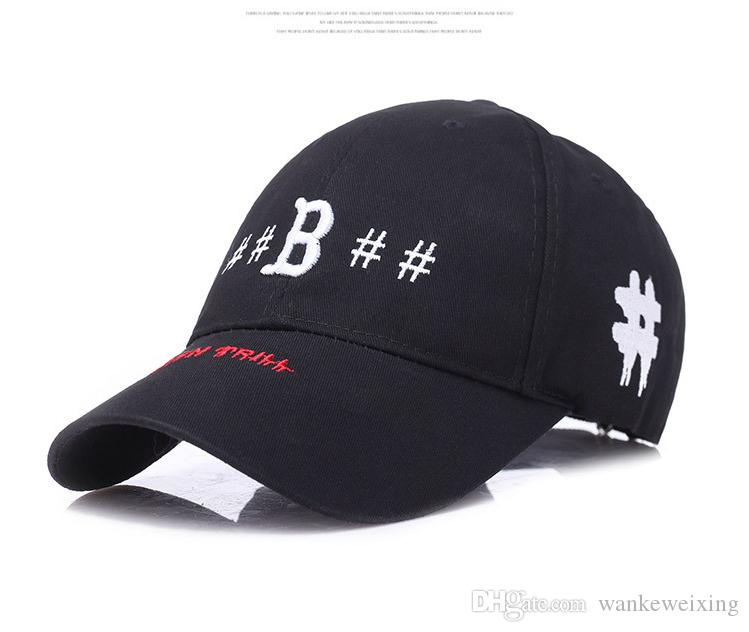 Compre Marca NUEVO Diseñador Gorras De Béisbol De Los Hombres De Las Mujeres  Ocasionales Sombrero De Deportes Al Aire Libre Señoras De La Manera  Sombreros ... fc16246b6f4