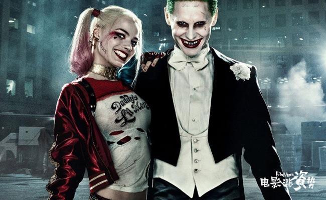 Halloween Joker And Harley Quinn Costumes.Seoproductname