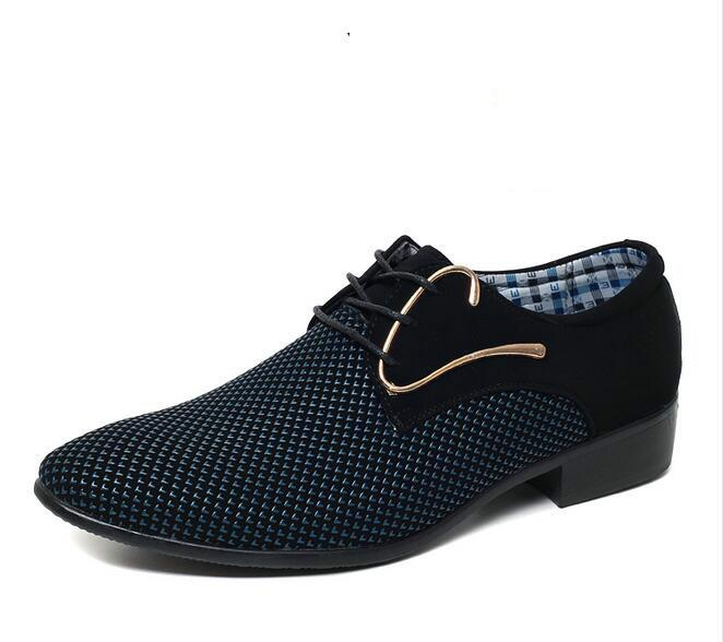 a00f77f95f97 Brand Men s Shoes 2018 Spring New