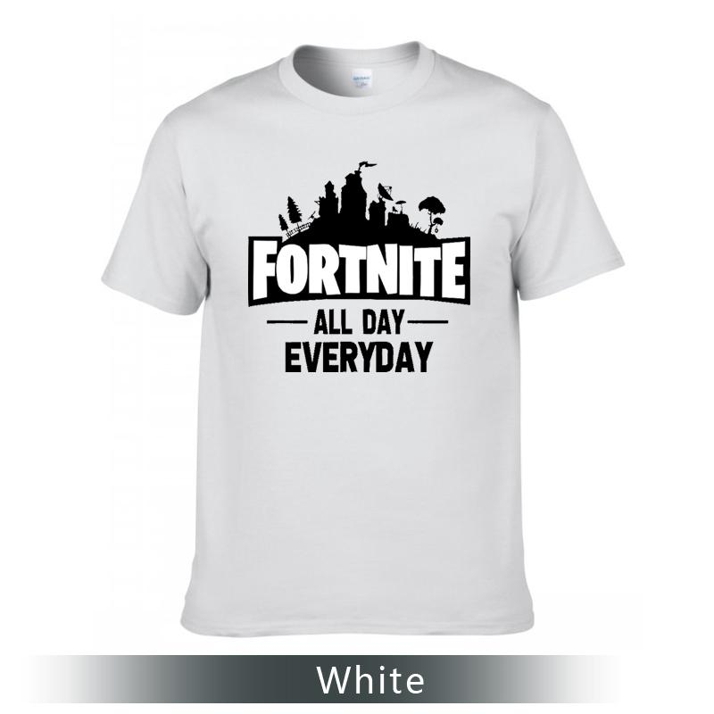 0a1794e7 Newest Design Of T Shirts, Fortnite All Day Every Day T Shirts, Cotton O  Neck Shirt. Fun Shirt Designs For T Shirts From Liyueshop, $9.65| DHgate.Com