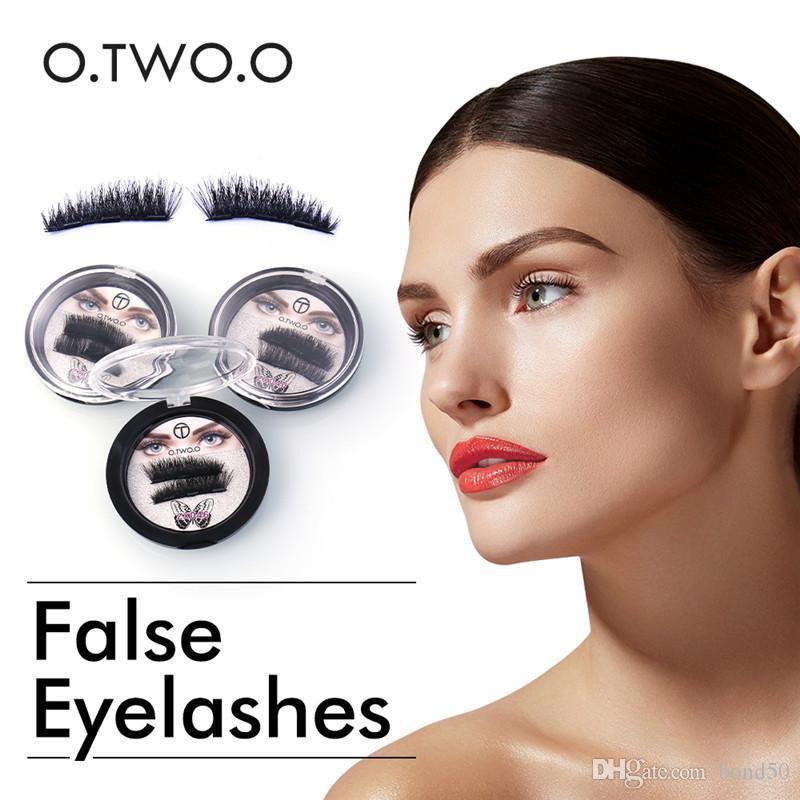 e25ee4e5d9c O /Pair Magnetic Eyelashes 3D Handmade Mink Reusable Magnet False Eyelashes  Triple Natural Soft Hair Magnet Eye Lashes E120 Eyebrow Tint Eyelash  Extension ...