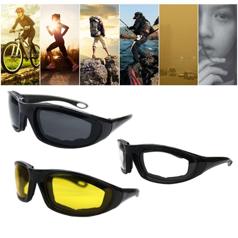 8f764ca0ae8 Driving Motorcycle Glasses Protective Motorcycle Glasses Sun Windproof  Riding Motor Goggles Cycling Outdoor Universal Motorcycle Sunglasses For  Men ...