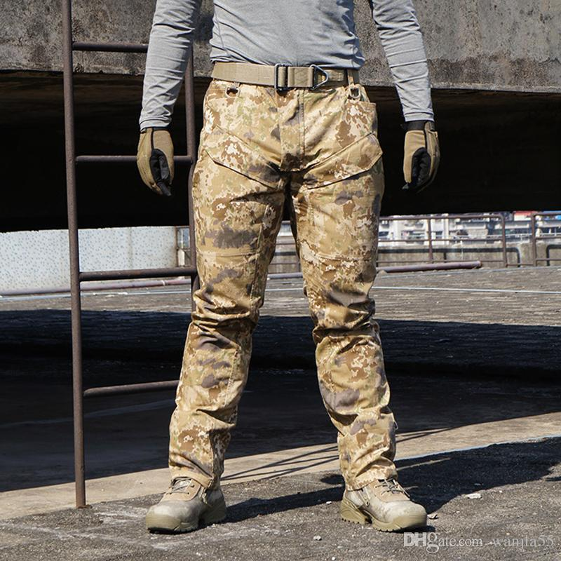New Breathable Army Tactical Jacket Outdoor Hunting Army Mens Camouflage Shirts Gear camp Men Sports Pants