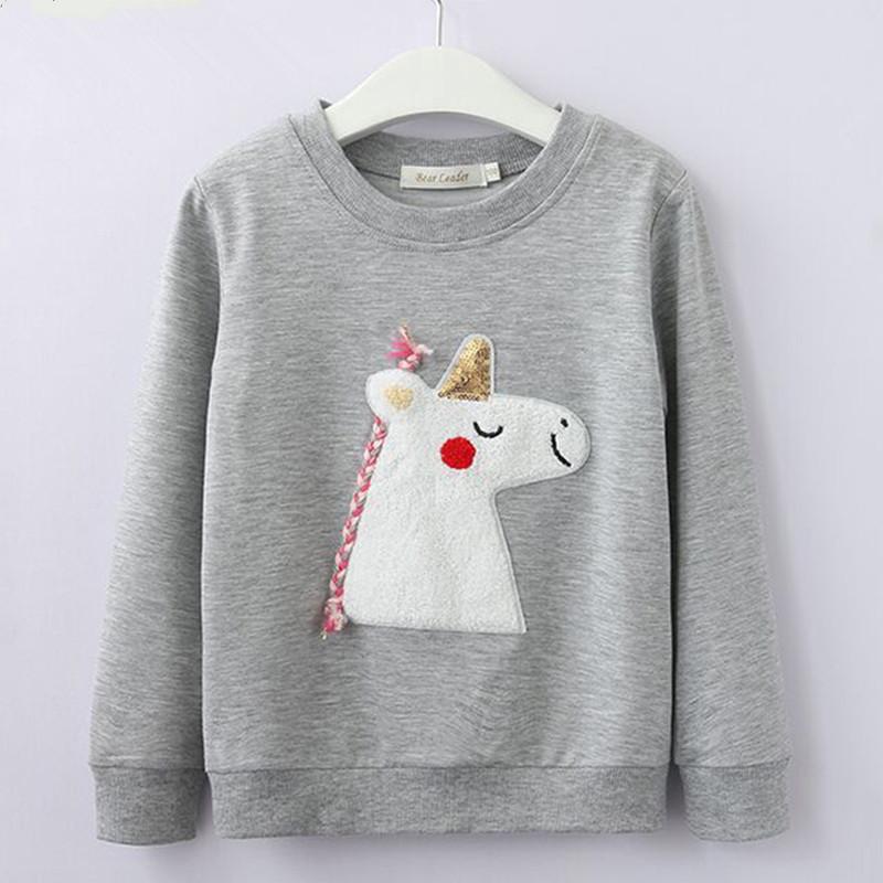 da76712aa Kids Clothing Children Sweater Unicorn Autumn And Winter Kids ...