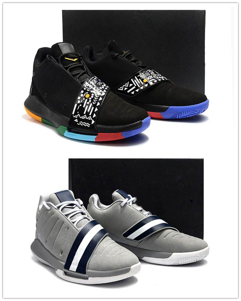 best loved 2bd61 411cc Compre Nuevo Chris Paul Zapatillas De Baloncesto Para Hombre CP3.XI Dallas  Cowboys Martin Designer Sports Sneakers Negro Formas Geométricas Gris Mens  ...