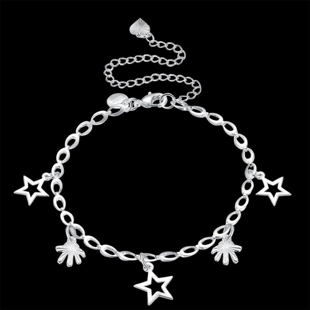 anklet dc mia catcher product handmade dream chip turq silver jewel stone turquoise jewelry harem