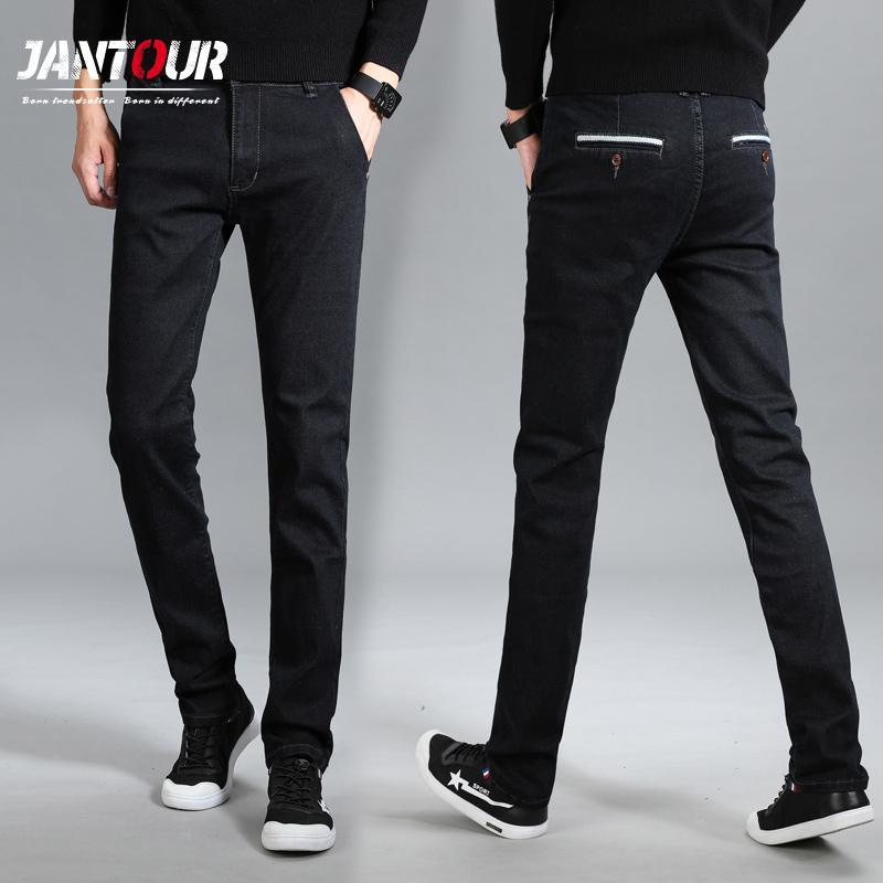 f4a6332f204 2018 New High Quality True Jeans Men Brand Fashion Leisure Men s Jeans  Fashion Long Straight Denim Mens Jean Male Pants Trousers Denim Men True Brand  Brand ...