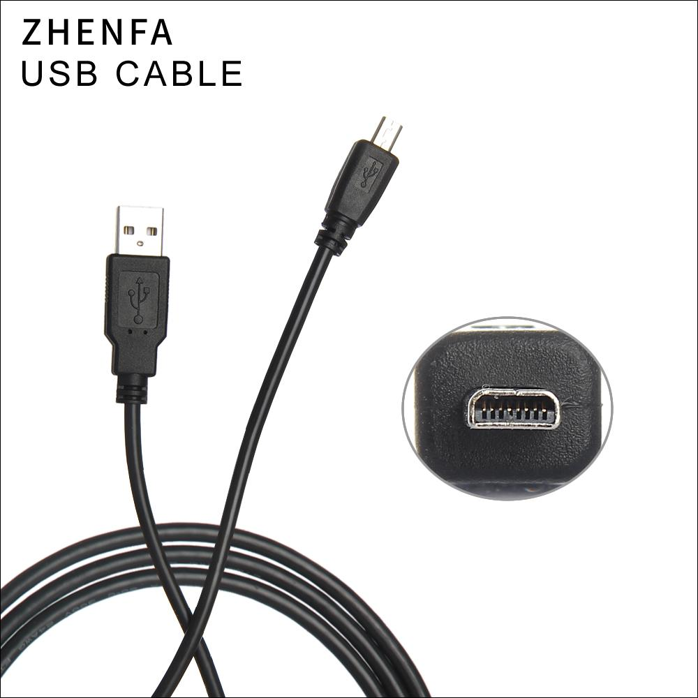Zhenfa USB Cable for NIKON Camera Coolpix S9050 S9100 P100 P300 P500 P510  P6000 P7000 D3300 D5000 D5100 D5200 D5300 D5500 D7100 Usb Cable for Nikon  Usb ...