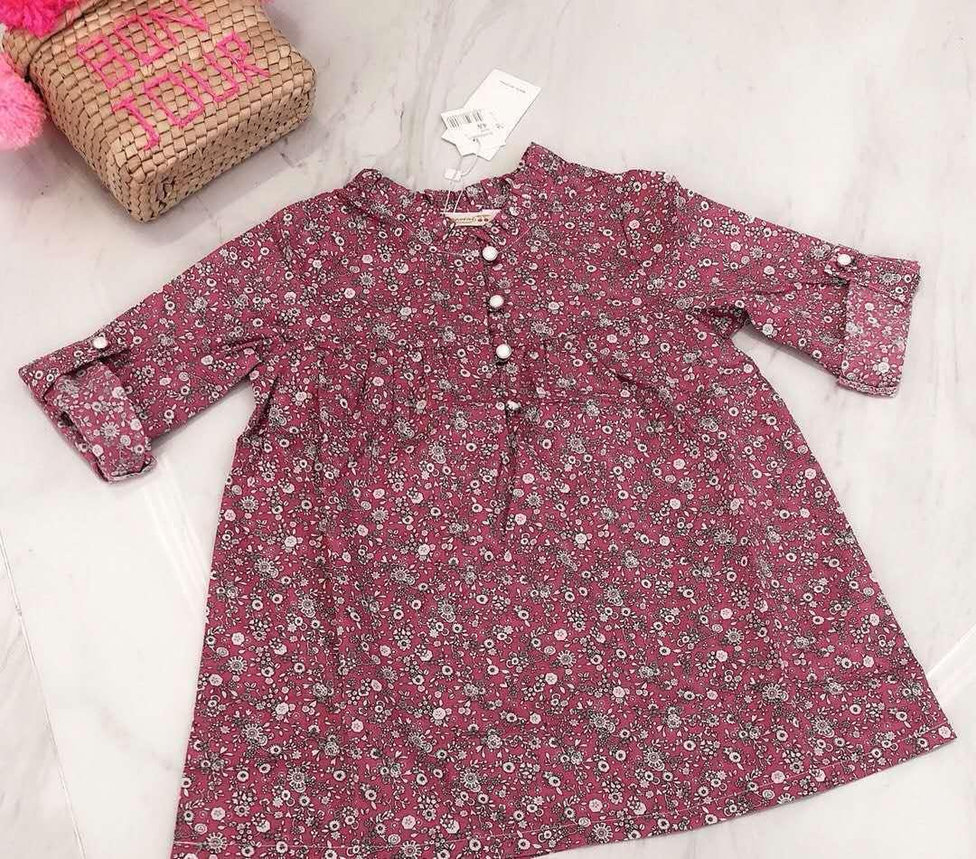 97534381391 Children s Classic Cherry Print Dress Baby Clothes Fashion Hot Red ...