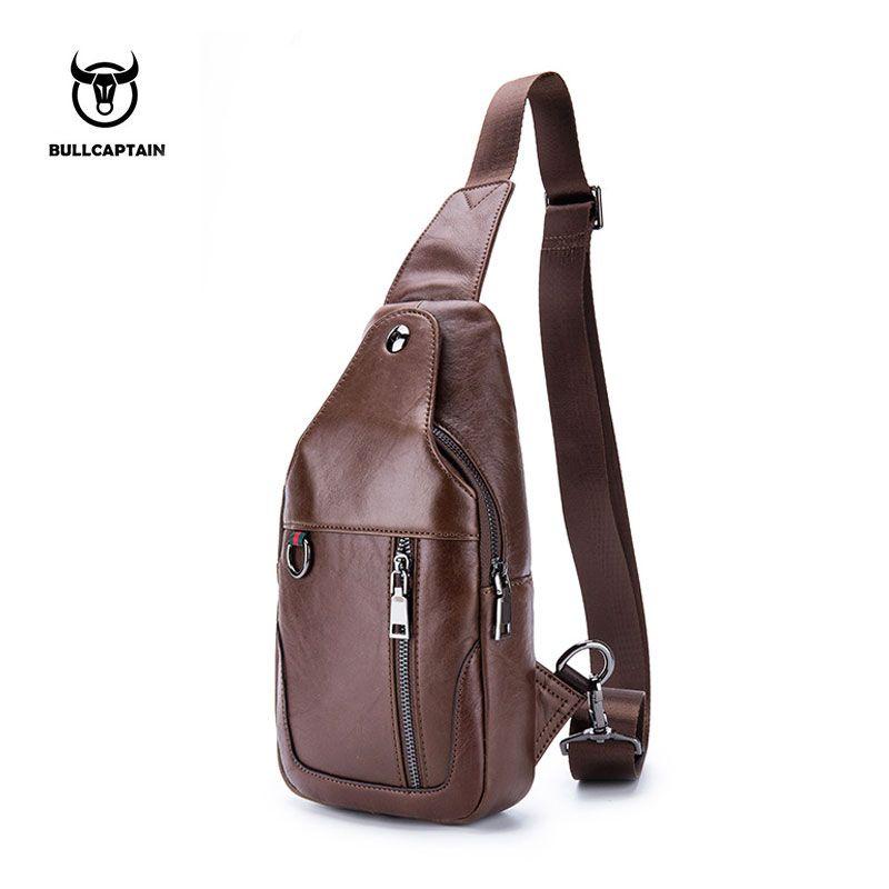 1ff310440bdd BULLCAPTAIN Small Brand Casual Messenger Bags MEN Shoulder BAGS ...