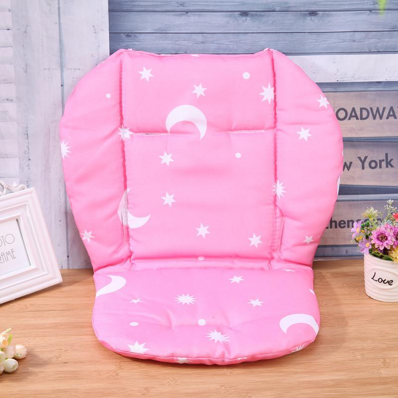 3 Colors Baby Mattress in Stroller Seat Cushion Pad Print Thick Soft Cushion Pushchair Cart Strollers Mattress Pad Accessories