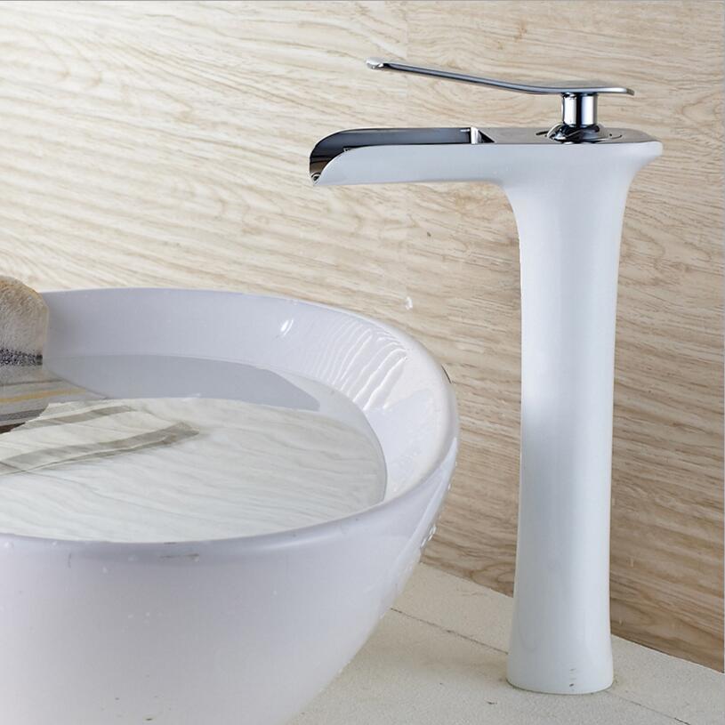 Grosshandel 6 Farben Arbeitsplatte Waschbecken Wasserhahn Heisser Und