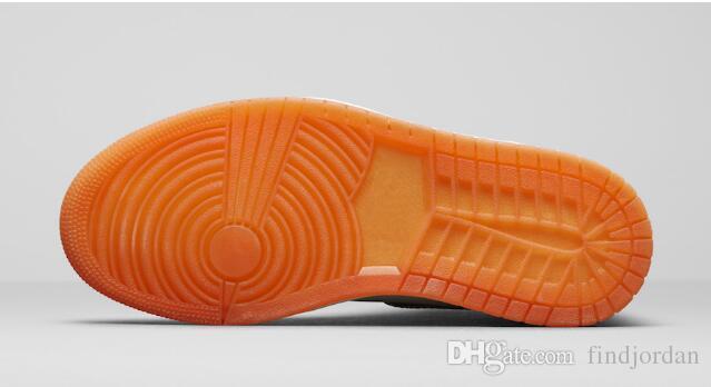 1 Yüksek OG Mens Saten Paramparça Backboard colorway Basketbol Ayakkabı 1 s Siyah / Denizyıldızı-Yelken-Siyah lüks erkek tasarımcı Sneakers AV3725-010