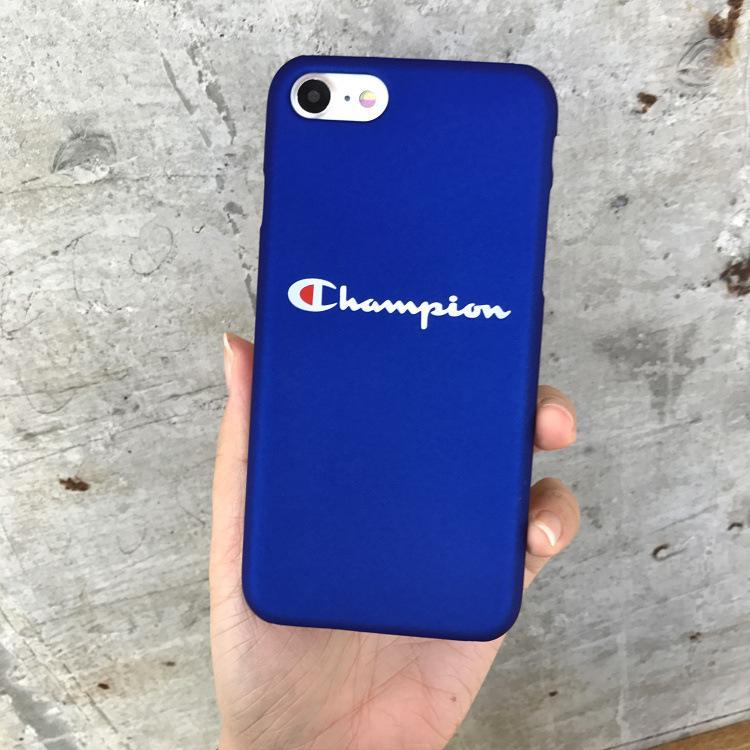 Para Iphone Xs Max Xr 6 7 8 X Más Marca de tendencia de lujo Estuche de teléfono Multicolor Mezclado Frosted PC Hard Cajas de teléfonos celulares