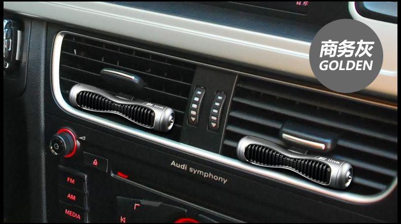 Wholesale Dual Usage Car Air Freshener Perfume Diffuser Air - Audi car air freshener