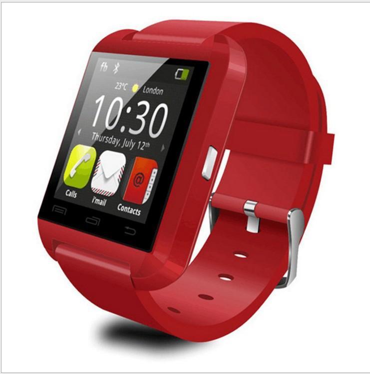 U8 Bluetooth Smart Watch сенсорный экран сна трекер часы для iPhone Samsung S8 Android телефон для всех
