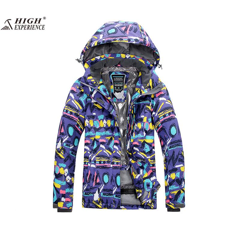 2019 Clearance Cheap Ski Jacket Women Bright Colorful Snowboard Jackets  Ladies Snow Clothes Female Winter Thermal Coat Waterproof From Hcaihong 825eee4af