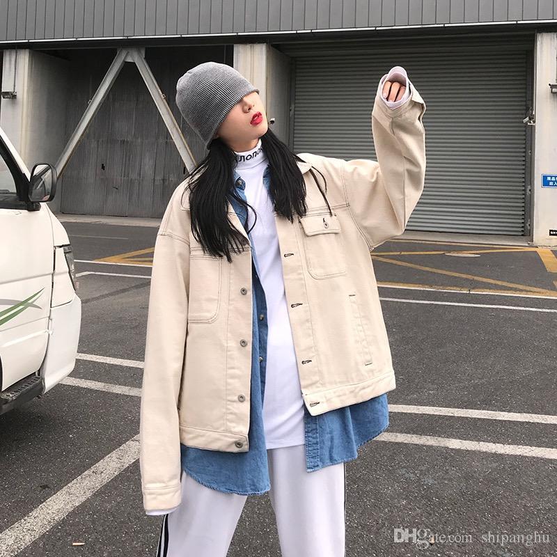 Style Veste Kong Sodu Courte Femmes Automne Acheter Hong AqHUwxPtO