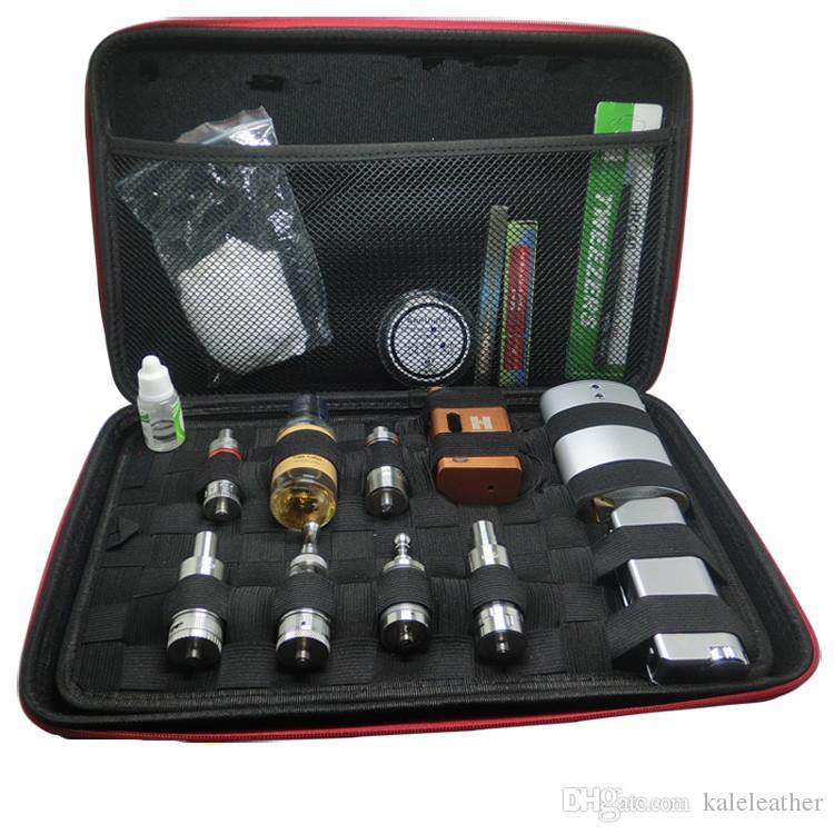 2019 Electronic Cigarette Eliquid Travel Carry Storage Case Bag E