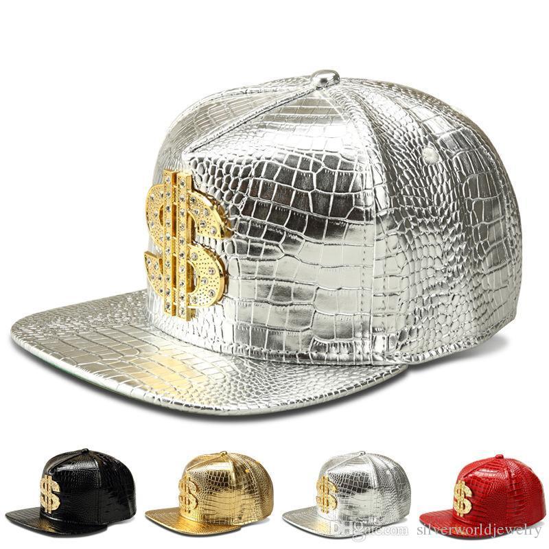 New Dollar Sign The Money TMT Gorras Snapback Caps Hip Hop Swag Hats ... b2a67a472d1
