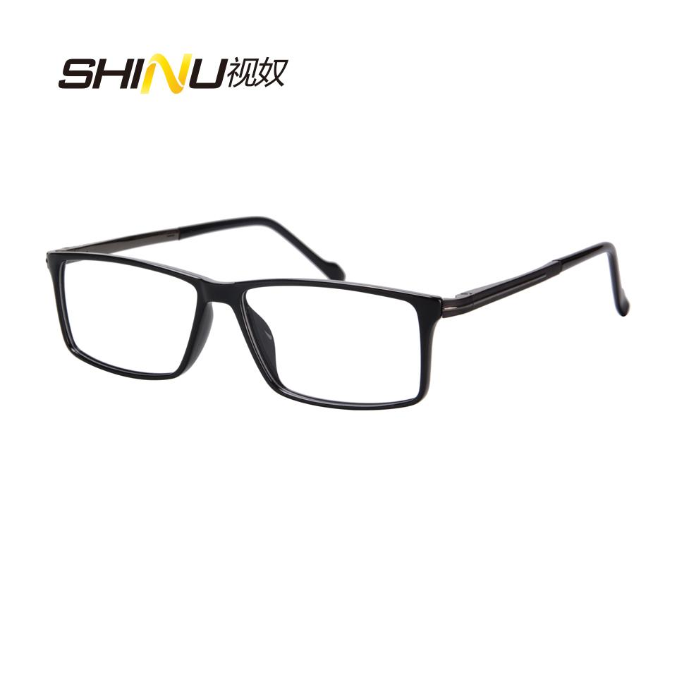bc4e49bfc12 2019 Fashion Square Eyeglasses Women Men Spectacle Frame Light   Flexible  TR90 Eyewear Frame Unisex Optical Glasses Oculos From Value333