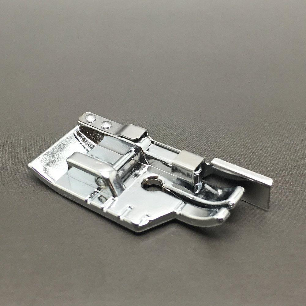 Compatible 1/4 inch Patchwork Quilting Presser Foot with edge Guide For Singer Brother Babylock Toyota Domestic Sewing Machines /