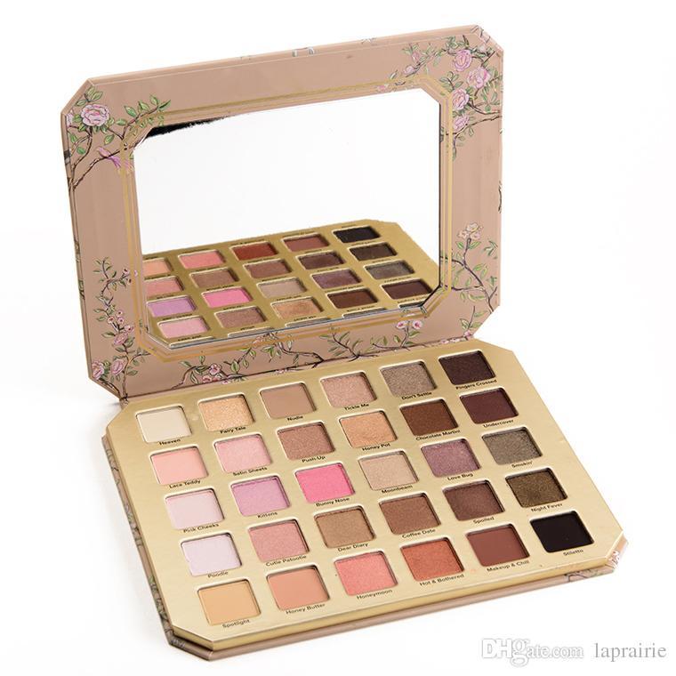 Demeter Eye Makeup Beauty Revolution Huda Natural Love Ultimate