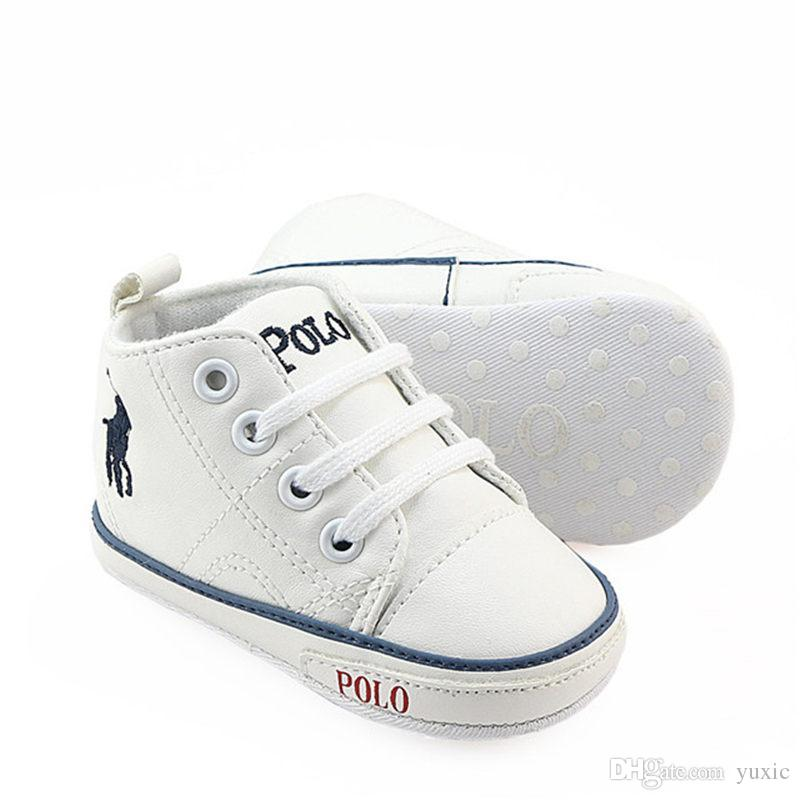 8698c593c 2019 Casual Baby Shoes Soft Sole PU Leather Newborn Boys Girls First Walker  Shoes Infant Shoes From Yuxic, $10.16 | DHgate.Com