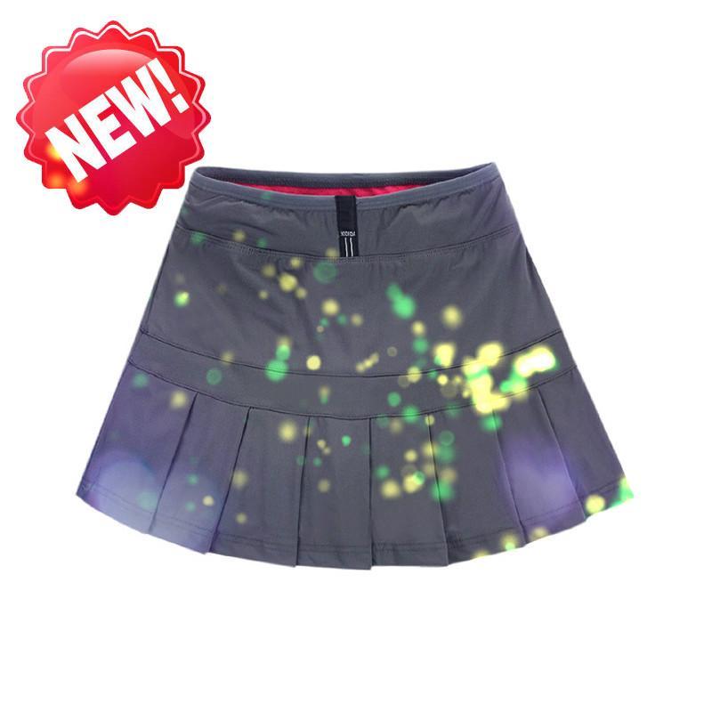 128007e446 Sport Women s Skirts Tennis Skorts Badminton Skirts Running Boufancy Short  Feminino Culottes Pleated Tennis Skirt for Girls