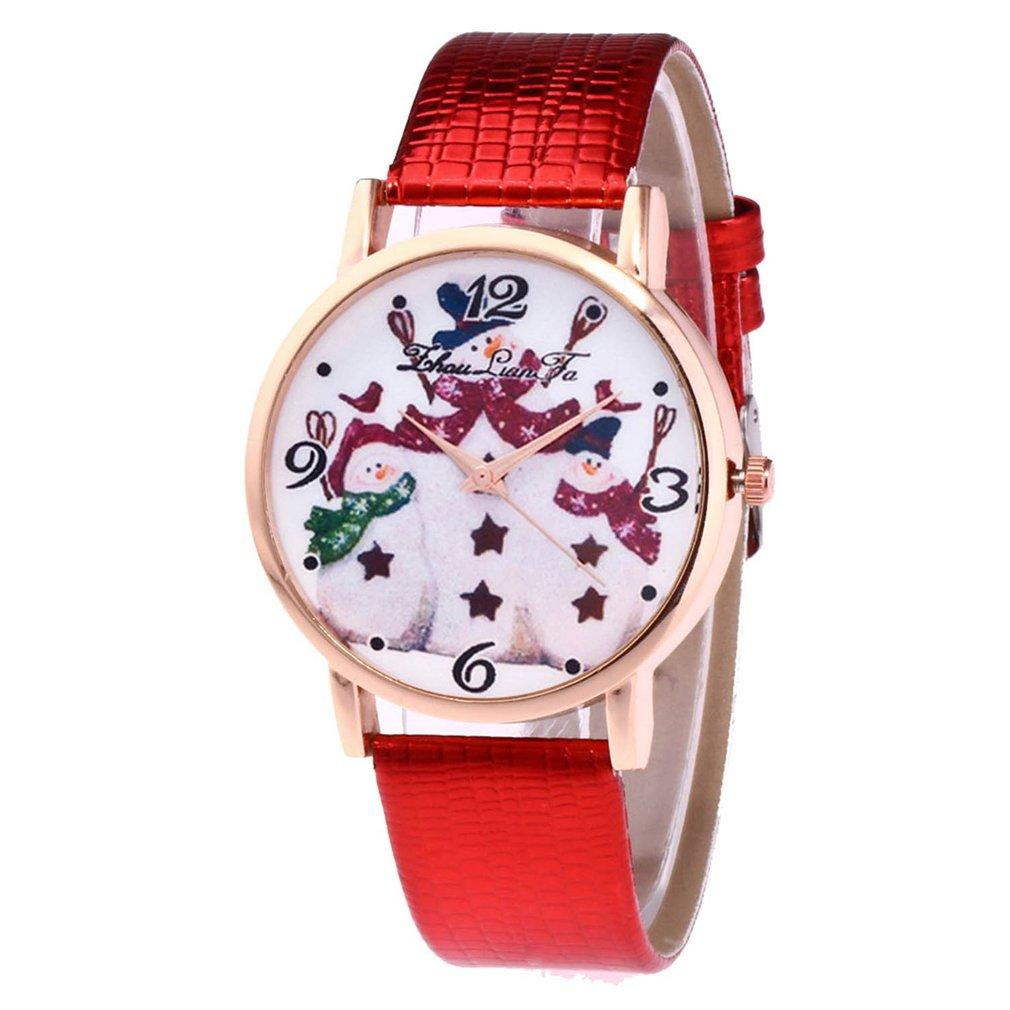 390c15b6f Trendy Women Quartz Watch Women Red Dress Watches Luxury Female Slim PU  Leather Strap Round Dial Quartz For Ladies Girls Gifts Online Watch Shop  Watch ...