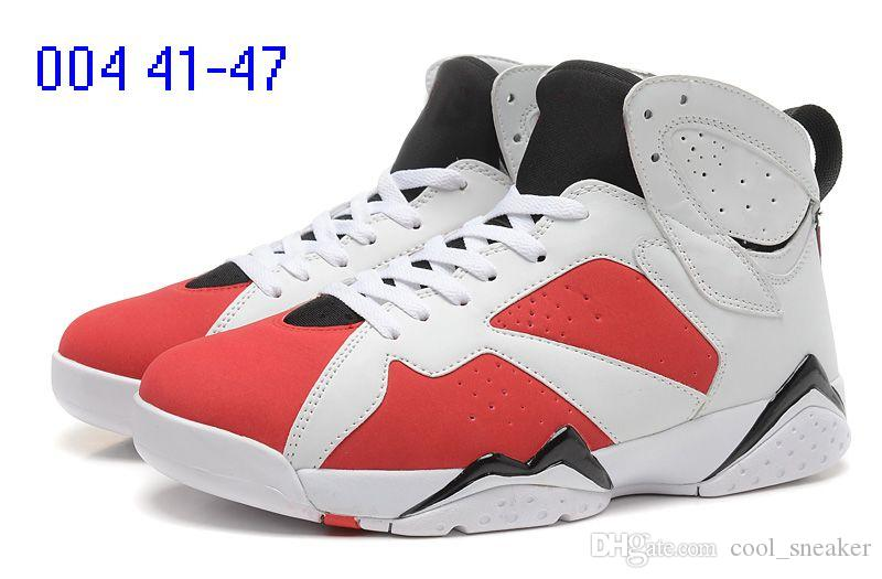 2018 7 for Pure Money French Blue Mens Basketball Shoes classic 7S VII Mid Athletic Sport Sneakers