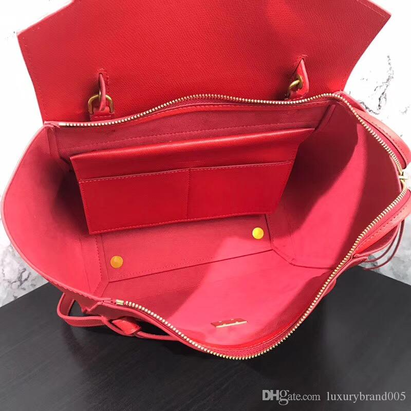 2018 hot popolare signora borse di lusso in vera pelle borse da donna designer borsa borse borse da donna borse moda borse gabrielle moda 005