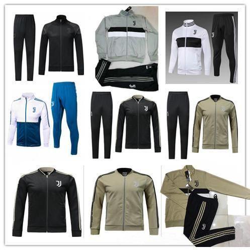 ec139b710 2019 Italy Tracksuit National Team Juventus JACKET KIT Full Zipper 18 19  Italian Juve Jacket WITH PANTS BONUCCI DYBALA 18 19 Italy Jacket SET From  ...