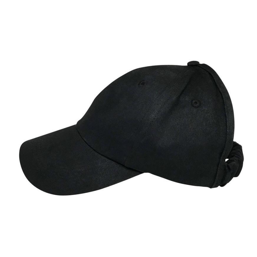 2018 Fashion Women Adjustable Baseball Hat Hip Hop Cap Shade Empty Top  Baseball Cap Visor Hat High Quality Drop Shipping Flat Bill Hats Baseball  Hat From ... 3f85f5bada4